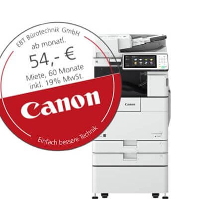 Canon Multifunktionssystem