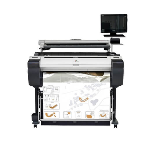 Canon und Colortrac die Plotter-Scanner-Bundle - All-In-One